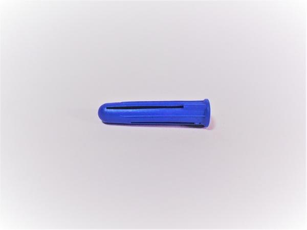 10 x 45mm Plastic wall plugs