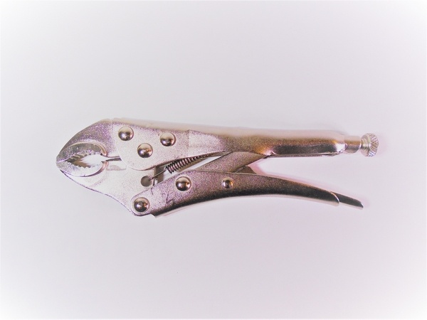 175mm Locking grip pliers