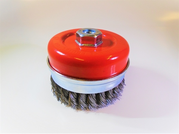 100mm wire wheel cup brush