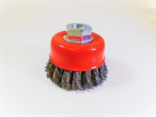 65mm wire wheel cup brush