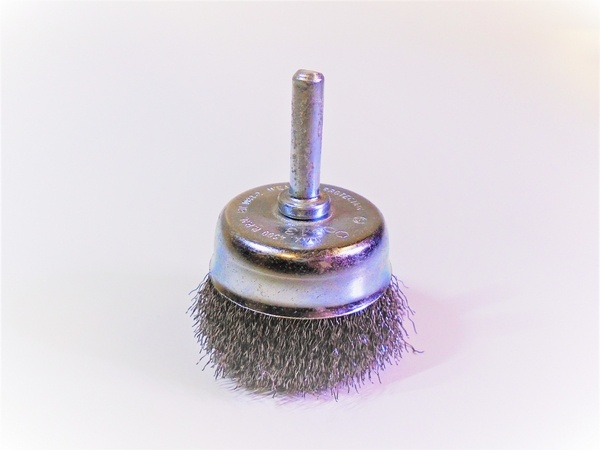 50 x 6mm Cup brush