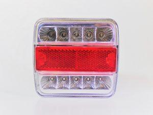 5 function rear light