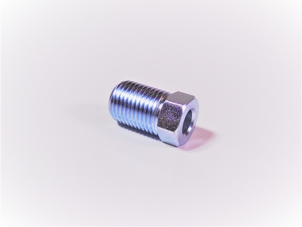 M10 x 1mm fully threaded male brake nuts