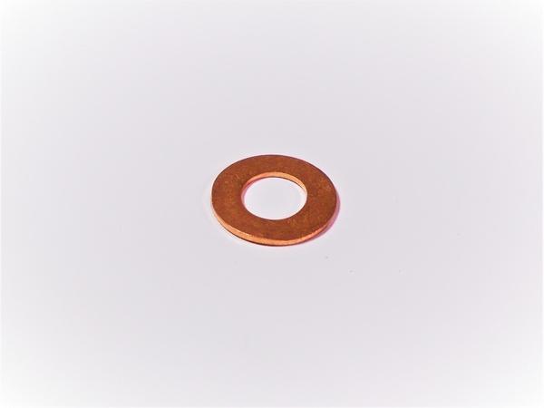 "5/16 x 5/8"" (M8 x 16mm) copper washers"