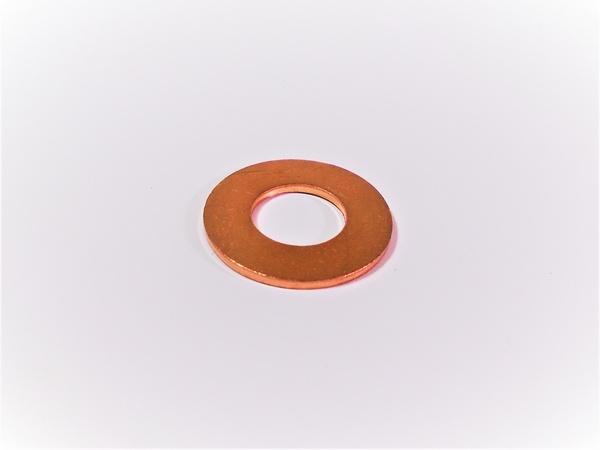 "1/2 x 1"" (M12 x 25mm) copper washers"