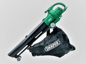 Garden Vacuum, Mulcher & Blower