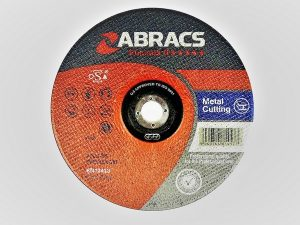300 x 3.5 x 25mm Metal Cutting Disc
