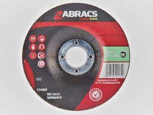 115 x 6 x 22mm Stone Grinding Disc
