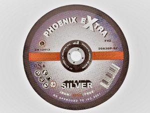 100 x 6.5 x 16mm Metal Grinding Disc