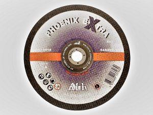 125 x 3 x 22mm Metal Cutting Disc