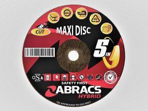 115 x 1.6 x 22mm cutting disc