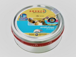 115 x 0.8 x 22mm Cutting Disc