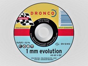 125 x 1 x 22mm Metal Cutting Discs