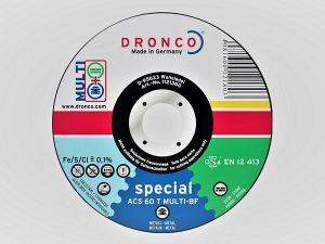 178 x 1.6 x 22mm Stone Cutting Disc