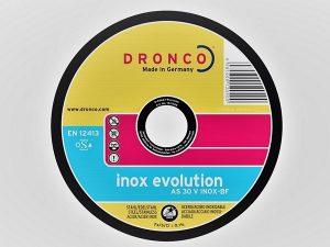 230 x 2.5 x 22mm Metal Cutting Discs