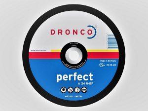 178 x 3 x 22mm Metal Cutting Disc