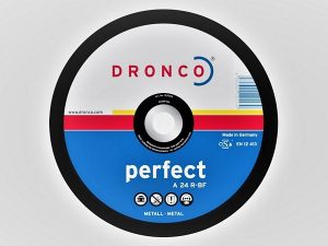300 x 3 x 22mm Metal Cutting Disc