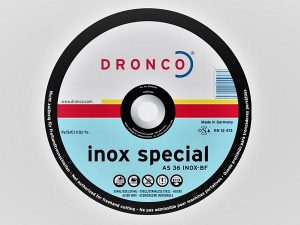 350 x 3 x 25mm Metal Cutting Disc