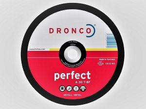 150 x 6 x 22mm Metal Grinding Disc