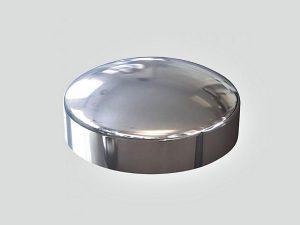 Chrome Cover Caps