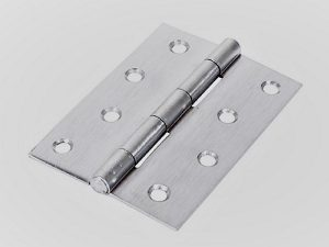 100 x 70mm Fixed Pin Butt Hinges